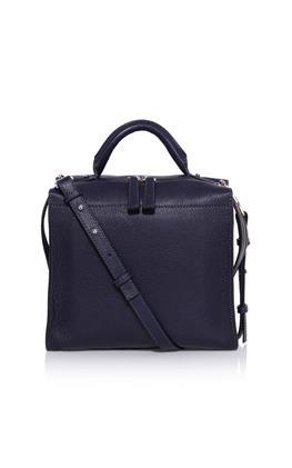 Кожаная сумка Карен Миллен (Karen Millen)