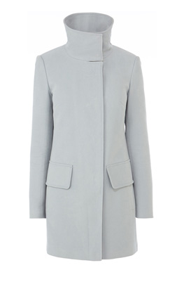 Пальто из молескина Карен Миллен (Karen Millen)